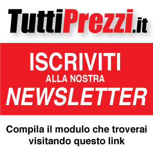 newsletter tuttiprezzi.it